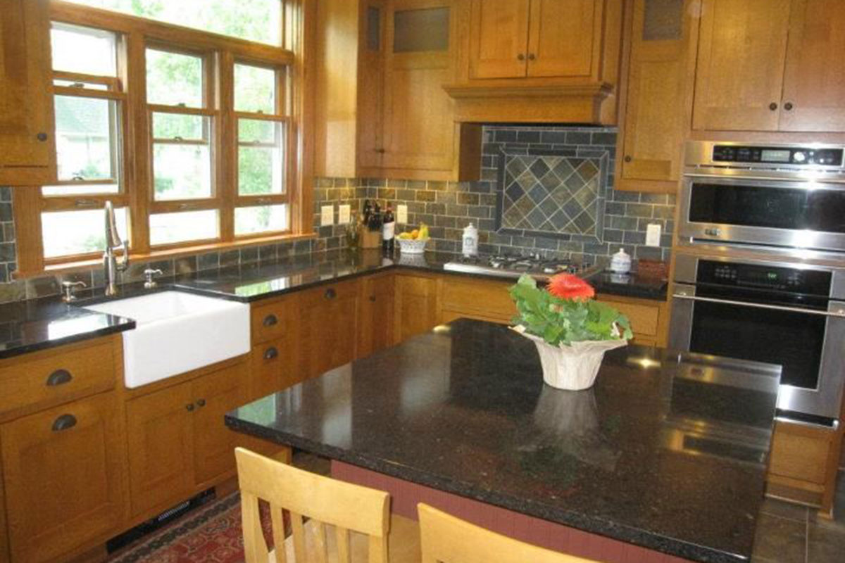 White Bear Lake Kitchen After